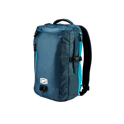 100% - BACKPACK - TRANSIT CHARCOAL