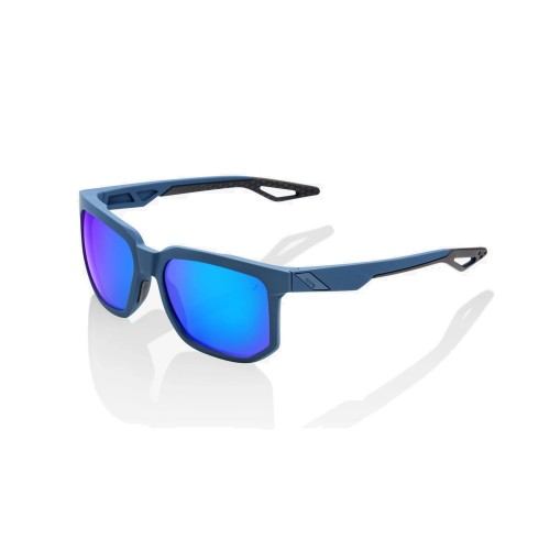 100% - CENTRIC - SOFT TACT BLUE BLUE MULTILAYER MIRROR LENS