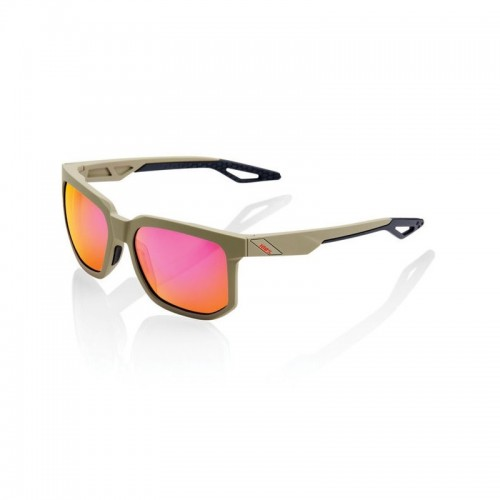 100% - CENTRIC - SOFT TACT QUICKSAND PURPLE MULTILAYER MIRROR LENS