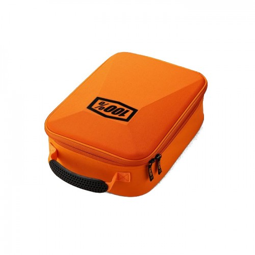 100% - GOGGLE CASE - FLUO ORANGE