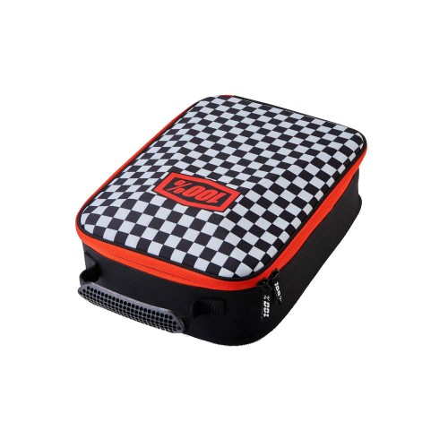 100% - GOGGLE CASE - CHECKERS