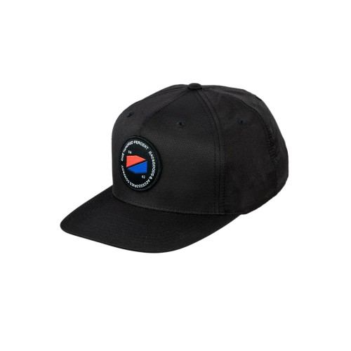 100% - HAT - JEFFERSON SNAPBACK BLACK