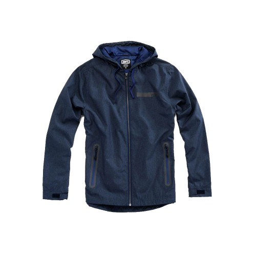 100% - FLEECE - STORBI LIGHTWEIGHT JACKET - NAVY