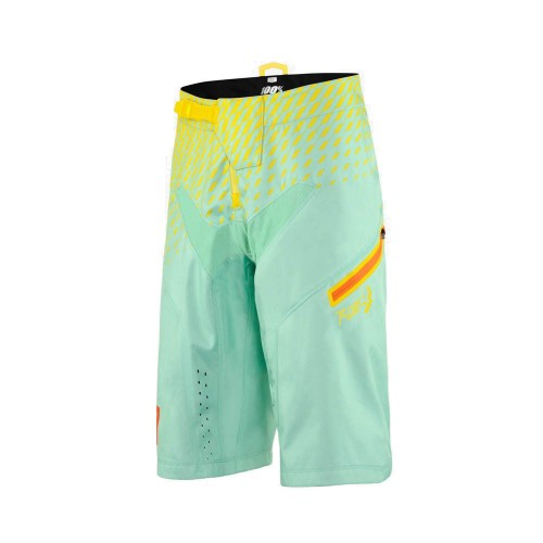 100% - PANTS - R-CORE DH SHORT SUPRA SEAFOAM