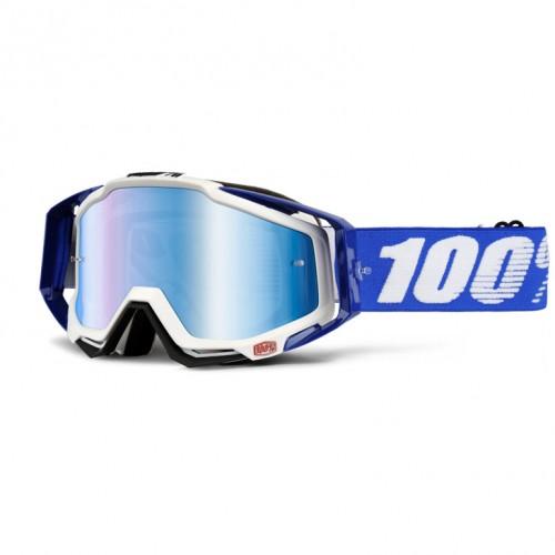 100% - RACECRAFT - COBALT BLUE