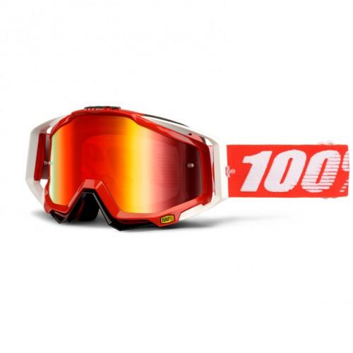100% - RACECRAFT - FIRE RED