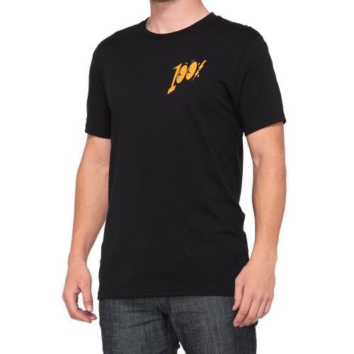 100% - SHIRT - SUNNYSIDE T-SHIRT BLACK