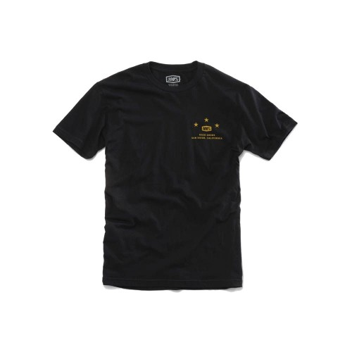 100% - SHIRT - FREEDOM TSHIRT BLACK