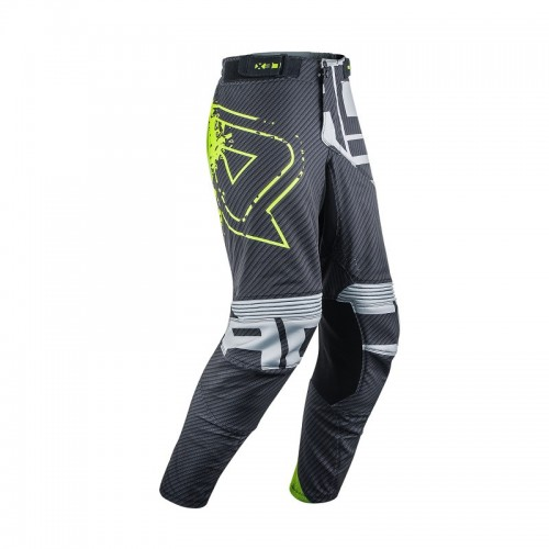 ACERBIS - CARBON FLEX PANTS - BLACK YELLOW