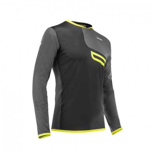 ACERBIS - ENDURO  JERSEY - BLACK YELLOW