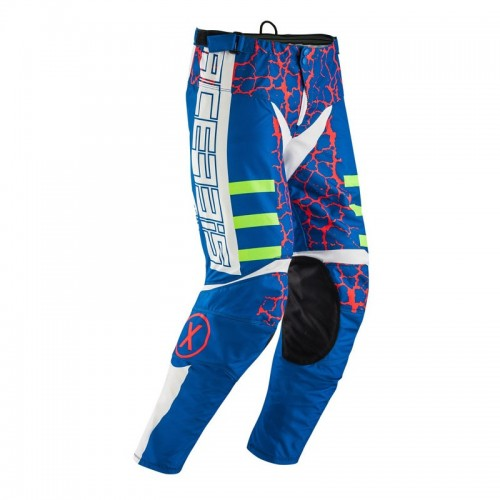 ACERBIS - AVENGER MX PANTS - RED BLUE