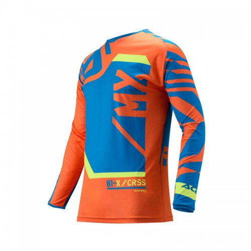 ACERBIS - FITCROSS JERSEY - RED YELLOW