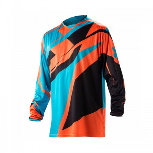 ACERBIS - PROFILE JERSEY - ORANGE BLUE