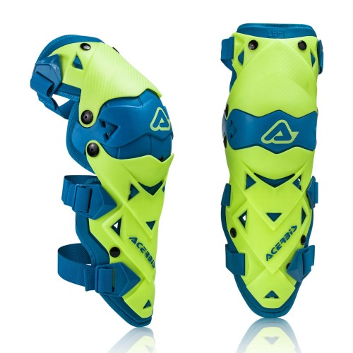 ACERBIS - KNEE GUARD - IMPACT EVO 3 BLUE