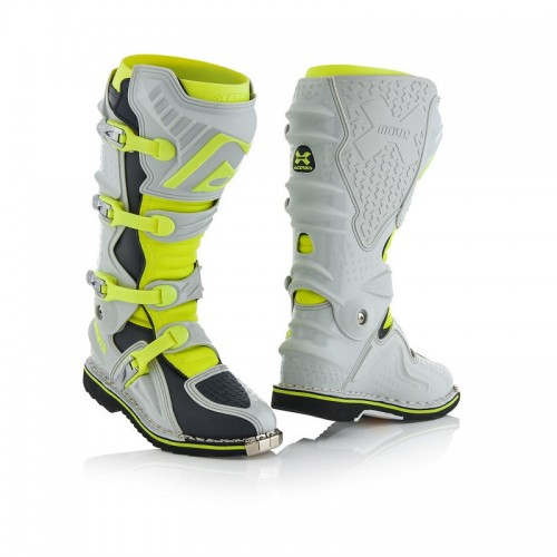 ACERBIS - X-MOVE 2.0 - GREY YELLOW