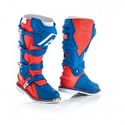 ACERBIS - X-MOVE 2.0 - RED BLUE