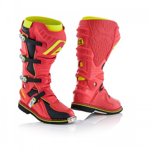 ACERBIS - X-MOVE 2.0 - RED YELLOW