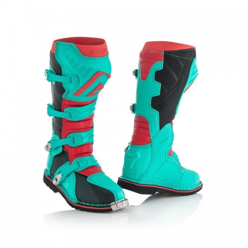 ACERBIS - X-PRO V. - GREEN RED