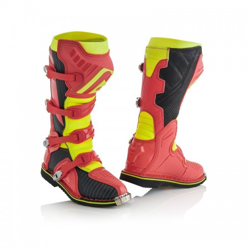 ACERBIS - X-PRO V. - RED YELLOW