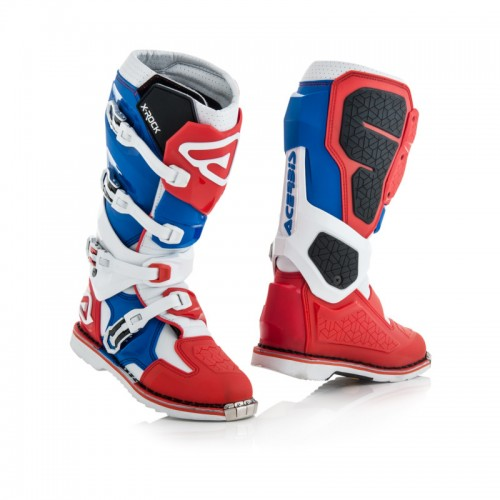 ACERBIS - X-ROCK - RED BLUE