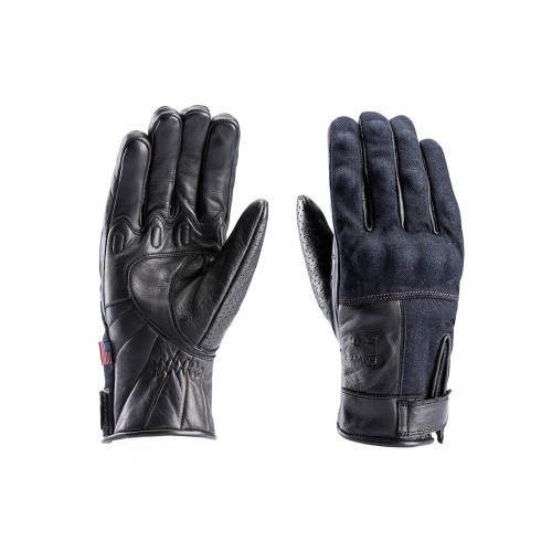 BLAUER - COMBO DENIM - BLACK