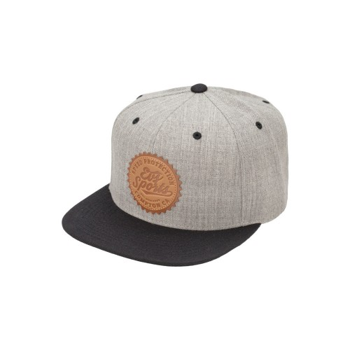 EVS - HAT - CLUTCH HAT SNAPBACK GREY