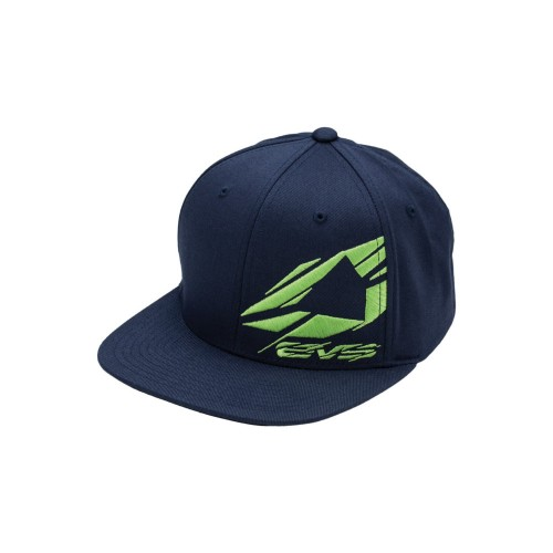 EVS - HAT - SHATTERED HAT FLEXFIT NAVY