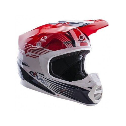 EVS - T5 WORKS RED / WHITE / BLUE