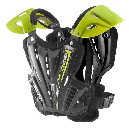 EVS - VEX ROOST GUARD HIVIZ BLACK