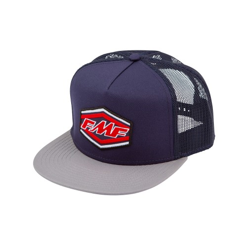 FMF RACING - HOUSE HAT NAVY OS