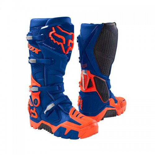 FOX RACING - INSTINC BOOTS - OFFROAD BLUE