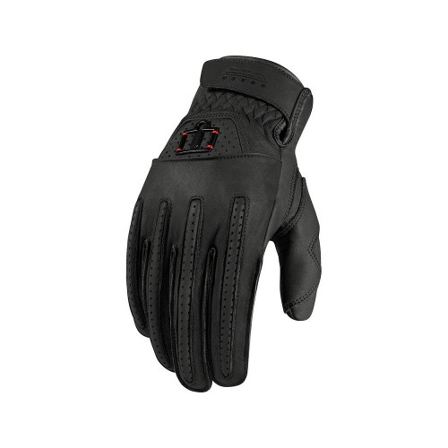 ICON - 1000 - RIMFIRE GLOVE BLACK