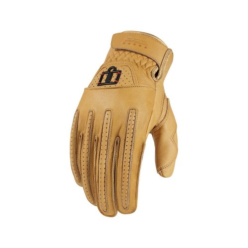 ICON - 1000 - RIMFIRE GLOVE TAN