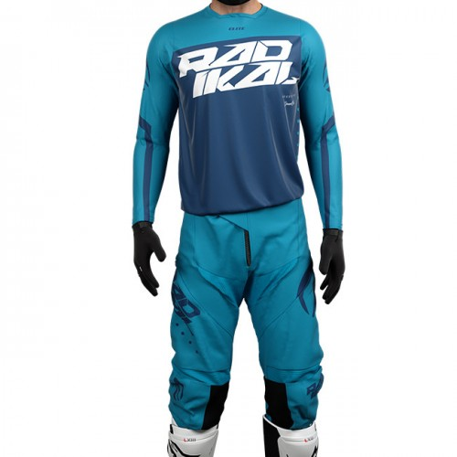 RADIKAL RACING - FITLINE ELITE JERSEY SET BLUE