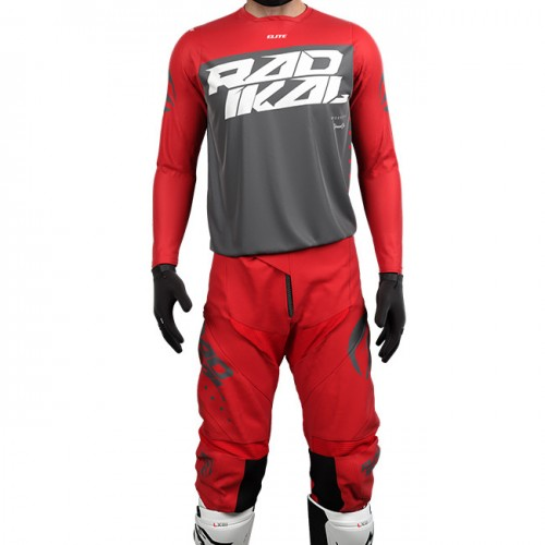 RADIKAL RACING - FITLINE ELITE JERSEY SET RED