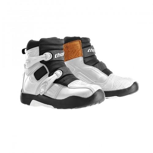 THOR - BLITZ LS - WHITE BOOTS