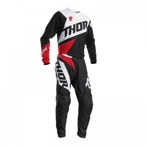 THORMX - SECTOR BLADE CHARCOAL / RED