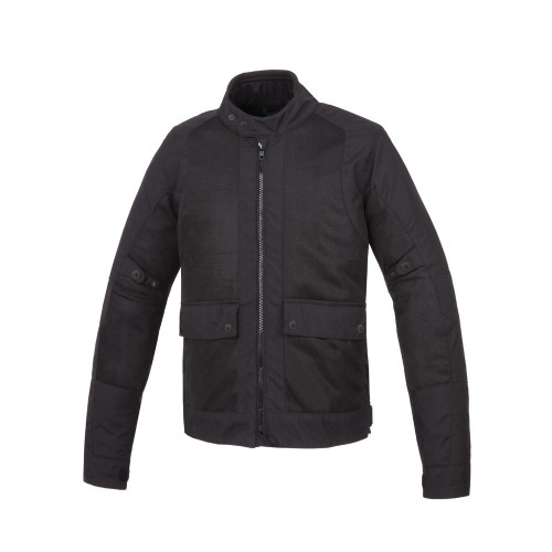 TUCANO URBANO - JACKET NETWORK - BLACK