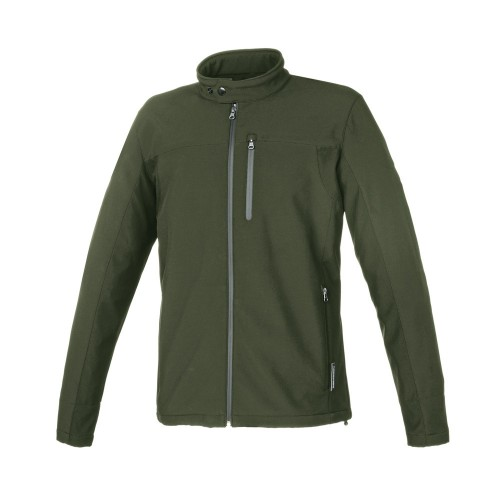 TUCANO URBANO - SOFT SHELL OVETTO - OLIVE GREEN
