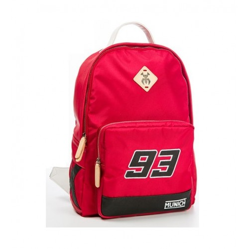 MUNICH MM93 FASHION BACKPACK 93 RED