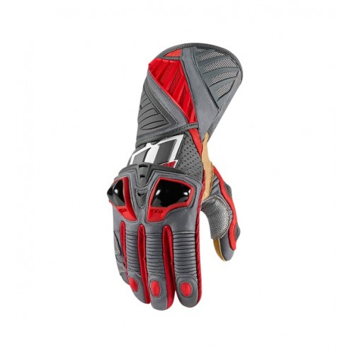 ICON - HYPERSPORT LONG GLOVE - RED