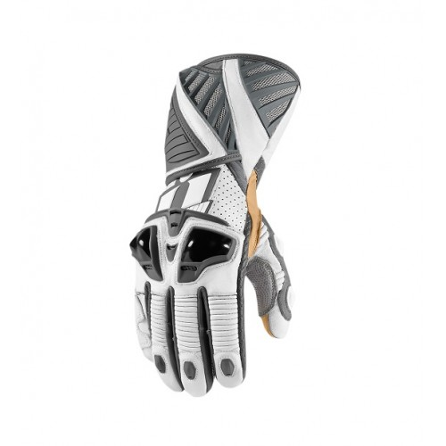 ICON - HYPERSPORT LONG GLOVE - WHITE