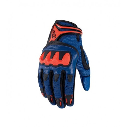 ICON - OVERLORD RESISTANCE GLOVE - BLUE