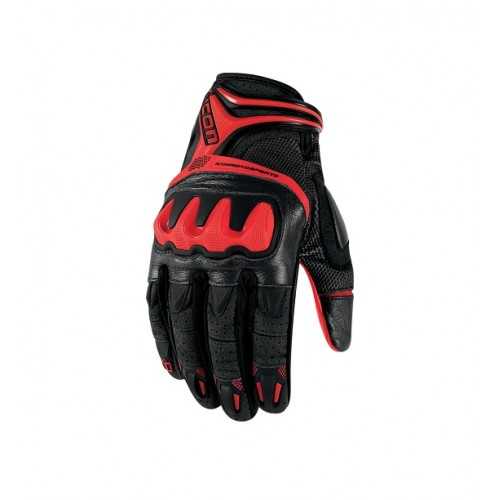 ICON - OVERLORD RESISTANCE GLOVE - RED
