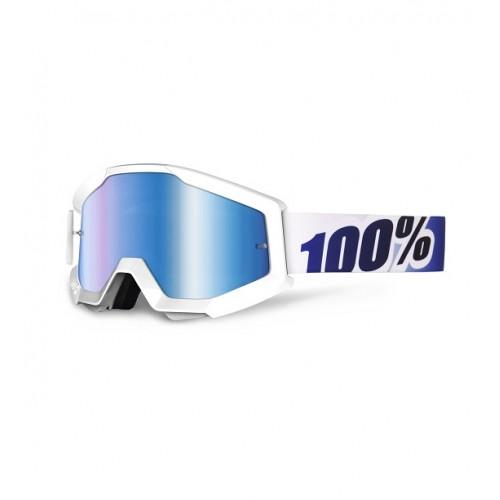 100% - STRATA - ICE AGE MIRROR LENS