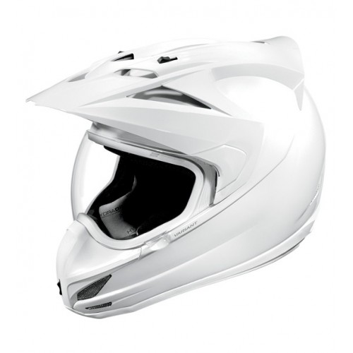 ICON - VARIANT - SOLID GLOSS WHITE