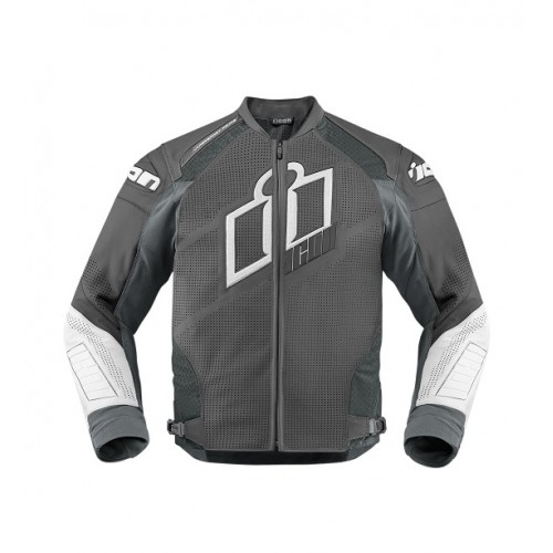 ICON - LEATHER - HYPERSPORT PRIME GREY
