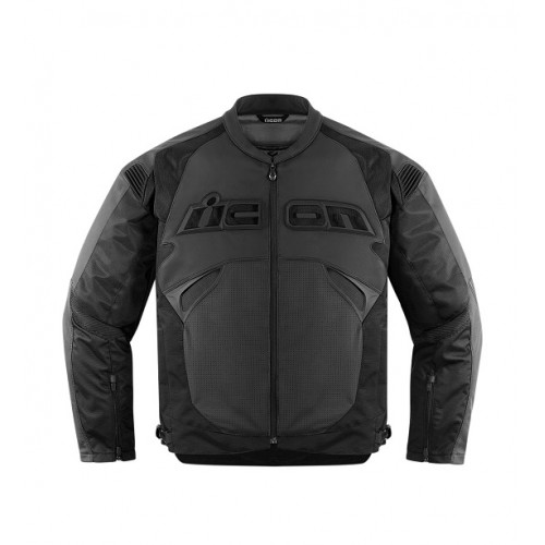 ICON - LEATHER - SANCTUARY STEALTH