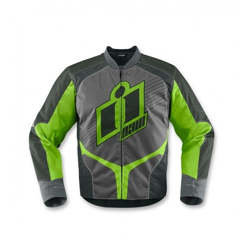 ICON - TEXTILE - OVERLORD JACKET GREEN