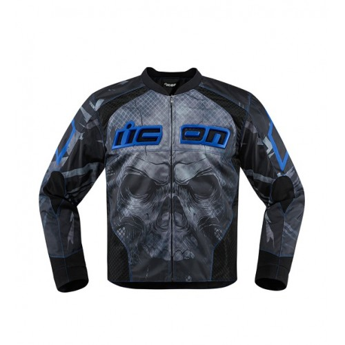 ICON - TEXTILE - OVERLORD REAVER JACKET BLUE